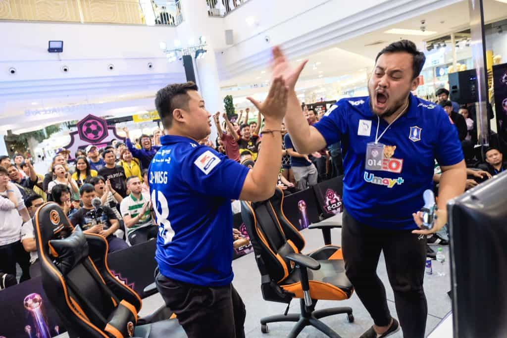 GSB E-CUP 2019